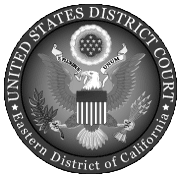 United States District Court - Eastern District of California
