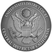 United states District Court - Central District Court of California