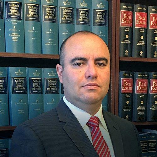 Attorney Rodney Nosratabadi